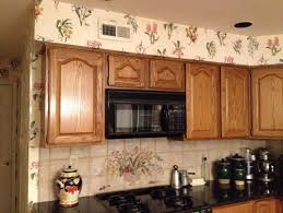 unsightly kitchen soffits over cabinets