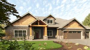 craftsman house plans one story one story house plans contemporary lovely modern e story ranch house