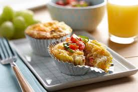 Cottage Cheese Recepies by Crustless Cottage Cheese Quiches With Bacon Corn And Cheddar Ae