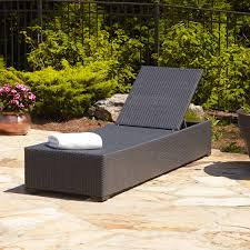 White Wicker Chaise Lounge Clearance Patio Chaise Lounge As The Must Have Furniture In Your Pool Deck