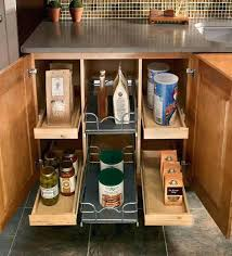 kitchen cabinet pantry ideas small corner kitchen cabinet pantry organizer blind corner kitchen