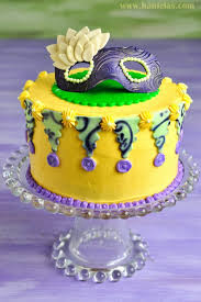mardi gras cake decorations haniela s how to decorate mardi gras cake