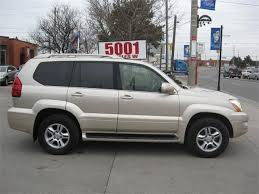 lexus gx for sale in toronto used 2006 lexus gx 470 for sale in north york ontario carpages ca