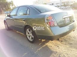 nissan altima 2005 options nissan altima 3 5 2005 full option for sale qatar living