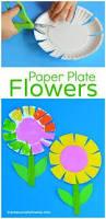Garden Crafts For Children - best 25 flower crafts ideas on pinterest paper flowers for kids