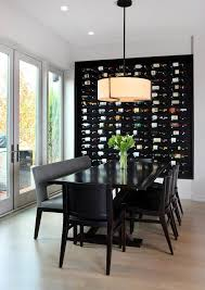Dining Room Table With Wine Rack by Best 25 Wine Rack Wall Ideas On Pinterest Wine Holder For Wall