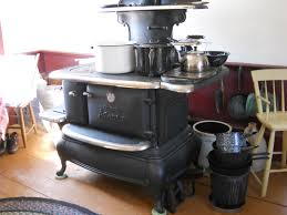 queen atlantic cooking stove in olden day home https www