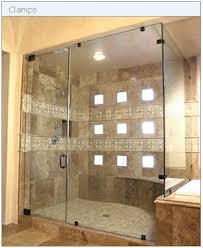 drexler shower door frameless glass shower hardware