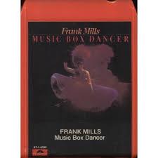 box frank mills frank mills box dancer 8 track cartridges for sale at