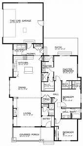 apartments open plan bungalow floor plans one level floor plans