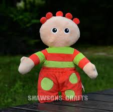 night garden plush stuffed toy characters 12