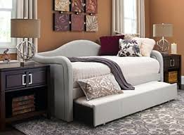 Bedrooms Furniture Raymour And Flanigan Daybeds Daybed W Trundle 7 Varsity