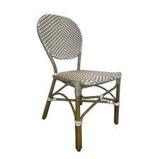Outdoor Bistro Chairs Where To Find The Best Woven Bistro Chairs U2014 Coastal Collective Co