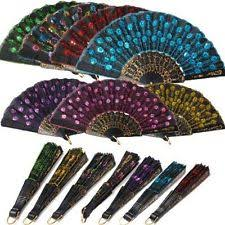 lace fans fan ebay