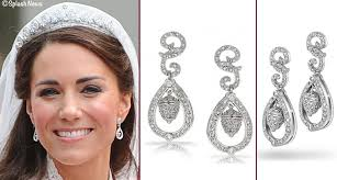 kate middleton diamond earrings earrings what kate wore