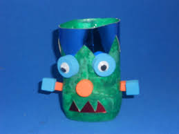 james u0026may arts and crafts blog halloween monster pot