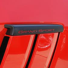 corvette grand sport accessories corvette c6 black grand sport side fender badges pair 94 99 http