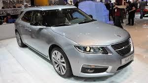 saab 2012 saab 9 5 sportcombi 2011 geneva auto show youtube