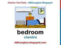 chambre en anglais cours d anglais 42 la chambre en anglais vocabulaire meubles