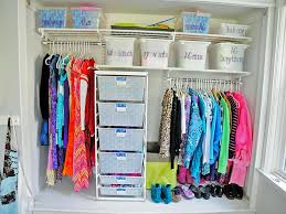10 ways to organize your kid u0027s closet hgtv