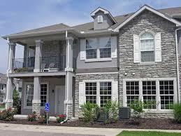 Luxury Exterior Homes - brick stone combinations homes brick stone or stucco exterior