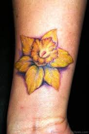 flower tattoos on wrist tattoo collections