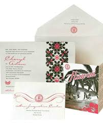 wedding invitations island destination wedding invitations martha stewart weddings