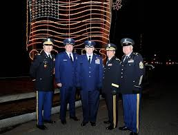 fantasy in lights military discount bright nights at forest park public safety night
