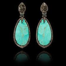 turquoise earrings annoushka turquoise earrings jewelry annoushka