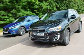 asx mitsubishi modified mitsubishi asx vs mazda cx 3 auto express