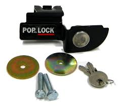 pop and lock pl3600 manual tailgate lock fits 97 11 dakota raider