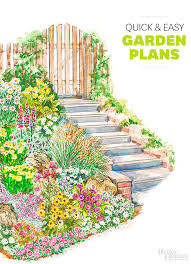 How To Plan A Garden Layout Garden Plans Garden Layout Planner Drawings