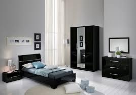 chambre laque noir chambre à coucher enfant laqué noir gloria lignes chic design