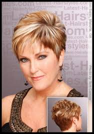 hairstyles for big women with fine hair image detail for women over 50 short hair hairstyles for 507 etc