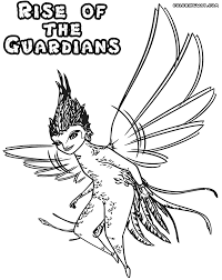 rise of the guardians coloring pages coloring pages to download