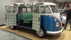 volkswagen van interior 1966 volkswagen t1 samba exterior and interior retro