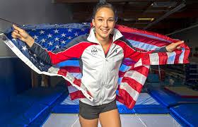 Wildfire Gymnastics Tustin Ca by Laguna Niguel U0027s Charlotte Drury Qualifies For 2016 Olympics In