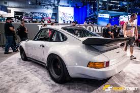 sema porsche 2016 supreme specialized automobiles accumulate for the 50th sema show