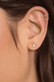 earring cuff starry eyed gold ear cuff 14 tobi us