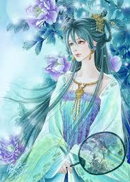 moon flowers moon flowers by qianyu on deviantart