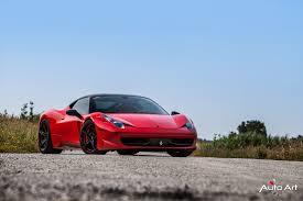 Ferrari 458 Blue - ferrari 458 italia u2014 the auto art