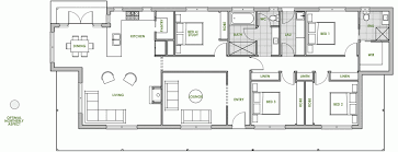energy efficient floor plans best green house plans images on architecture home small