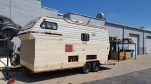 this fuckin u0027 trailer episode 1 diy custom toyhauler camper build