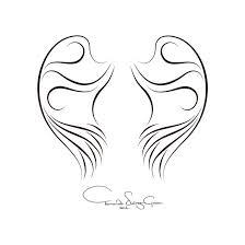 angel wings tattoo design by nando123 on deviantart