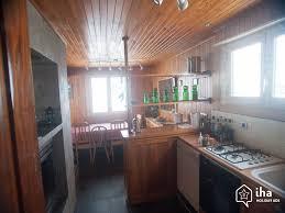 cuisine chalet montagne location chalet à samoëns avec 4 chambres iha 69881