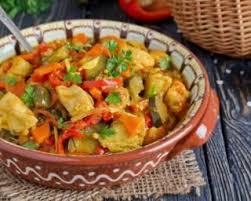 recettes de cuisine light mijoté de dinde aux poivrons light pour déjeuner minceur recette