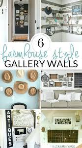 wall ideas tasteful wall decor with a wintery vibe farmhouse