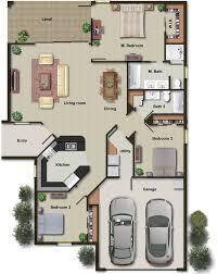 Projects Inspiration Floor Plan Dimension by Projects Inspiration 3 Color House Floor Plans 2d Graphics Homepeek