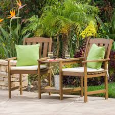 Green Outdoor Chairs Noble House Furniture