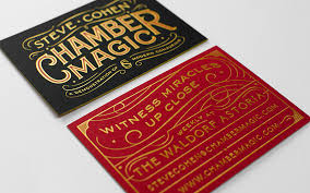Magician Business Cards Fpo Business Card